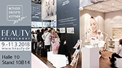 BEAUTY Düsseldorf 2018, from MARCH 9th - 11th