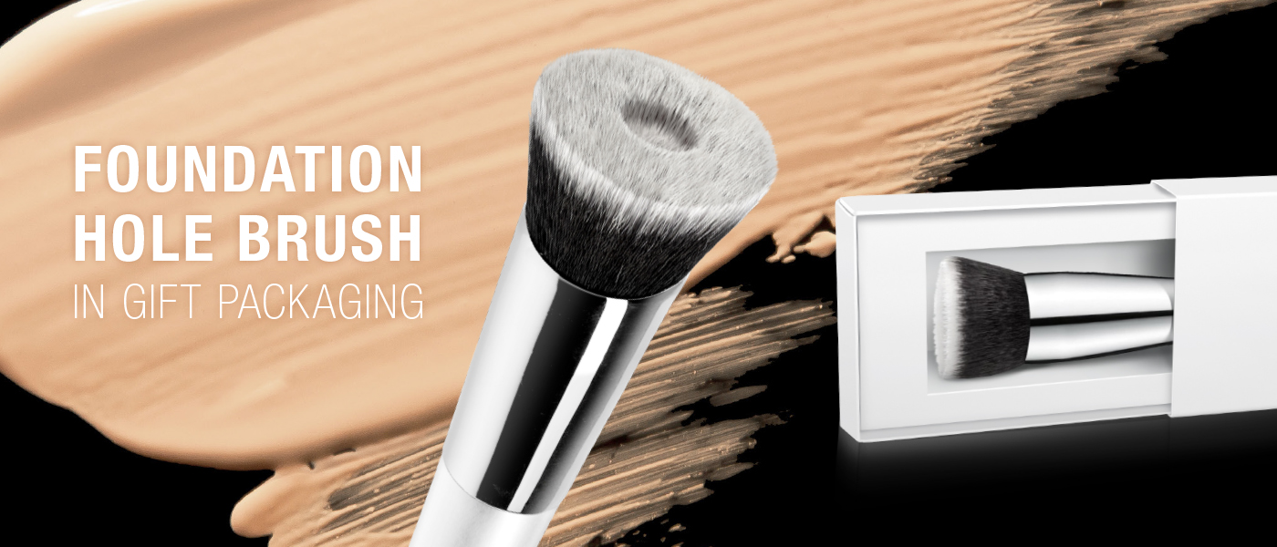Foundation Hole Brush  NEW