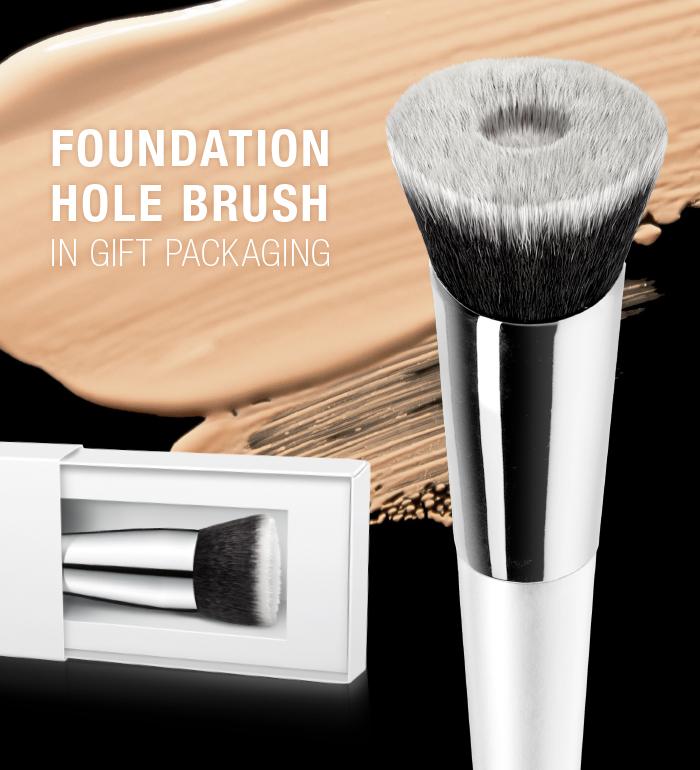 Foundation Hole Brush - START